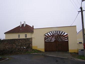 Fara v Bukovníku (čp. 1)