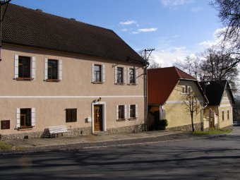 Historické jádro vsi Chanovice