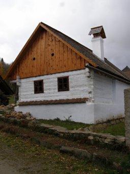 Venkovské usedlosti - skanzen Chanovice