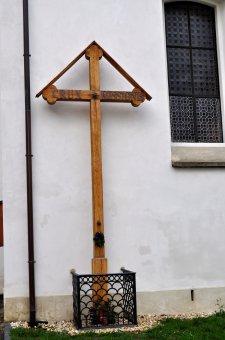 Kostel sv. Jana Křtitele v Chudenicích