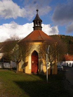 Kaple v Dobršíně