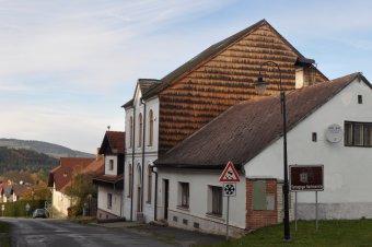 Horská synagoga vHartmanicích