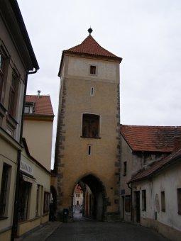 Historické jádro města Horažďovic