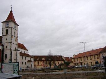 Kostel sv. Petra a Pavla v Horažďovicích