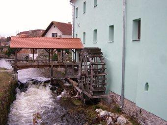 Zámecký mlýn v Horažďovicích (čp. 273)