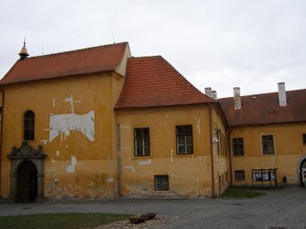 Zámek Horažďovice (čp. 11)