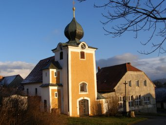 Kostel Panny Marie v Horách Matky Boží