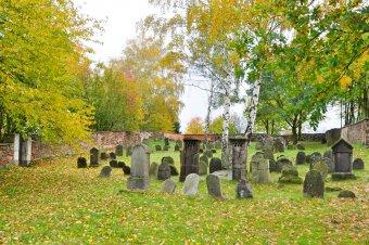 Židovský hřbitov v Janovicích nad Úhlavou