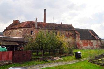 Zřícenina hradu Janovice nad Úhlavou