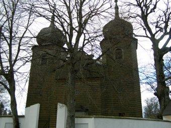 Kostel sv. Anny v Javorné