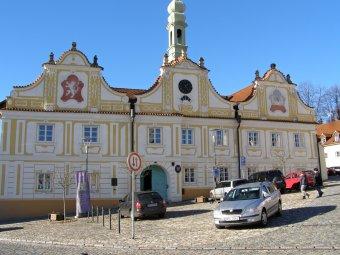 Radnice v Kašperských Horách (čp. 1)