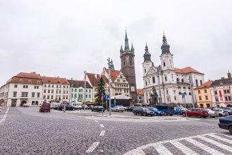 Historické jádro města Klatovy
