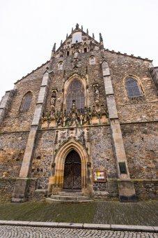 Kostel Narození Panny Marie v Klatovech