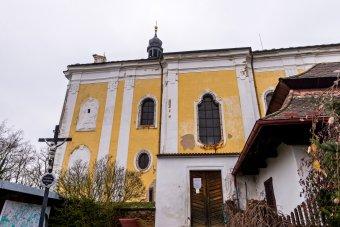 Kostel sv. Martina na Hůrce u Klatov