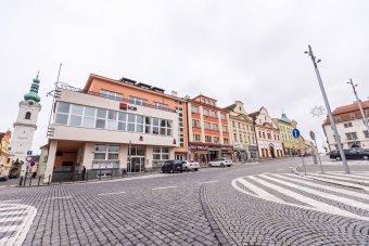 Městské domy v Klatovech