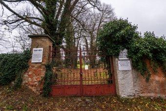 Židovský hřbitov v Klatovech
