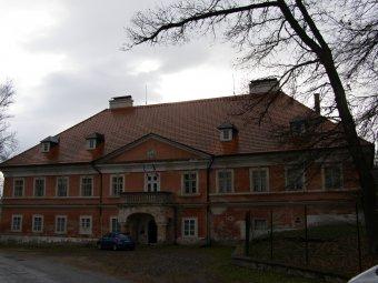 Zámek Kundratice (čp. 1)
