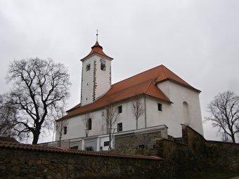 Kostel sv. Máří Magdalény v Malém Boru