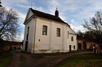 Kaple sv. Apoleny v Měcholupech