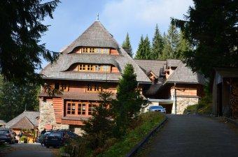 Klostermannova chata v Modravě (čp. 4)