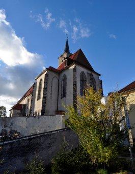 Kostel Nanebevzetí Panny Marie v Nezamyslicích