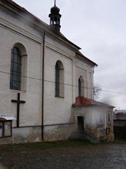 Kostel sv. Blažeje v Plánici