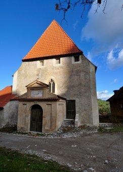 Kostel Nejsvětější Trojice v Rabí