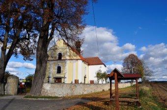 Kostel sv. Jana Nepomuckého v Rabí