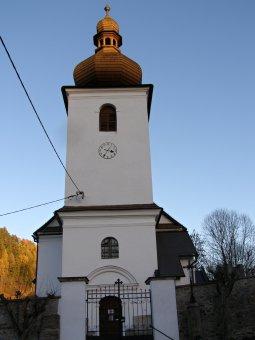 Kostel sv. Bartoloměje v Rejštejně