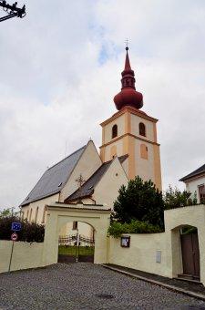 Kostel sv. Jiří ve Strážově