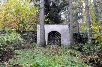 Židovský hřbitov ve Strážově