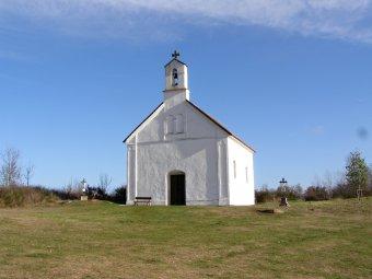 Kaple sv. Anny ve Svéradicích