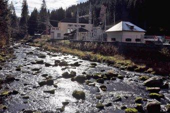 Vodní elektrárna Čeňkova Pila