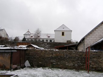 Zámek Ujčín (čp. 1)