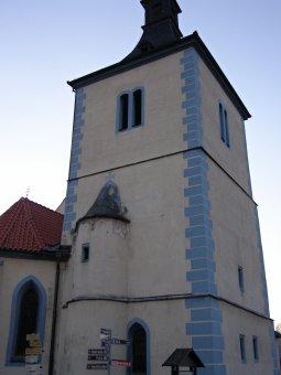Kostel Narození Panny Marie ve Velharticích