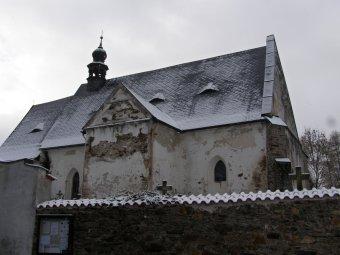 Kostel sv. Máří Magdalény ve Velharticích