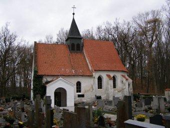 Kostel sv. Klimenta na Práchni u Velkých Hydčic