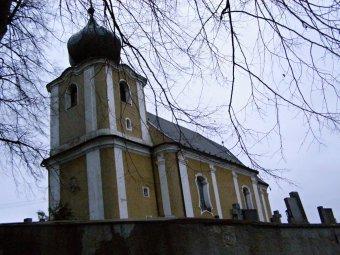 Kostel Nejsvětější Trojice v Zavlekově