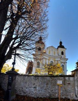 Kostel Narození Panny Marie u Zborov