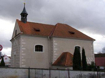 Kostel sv. Ondřeje v Bezděkově