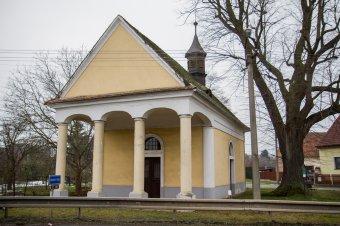 Kaple Narození Panny Marie v Borovech