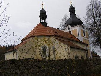 Kostel sv. Jiljí v Budislavicích