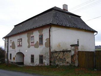 Fara v Čížkově (čp. 1)