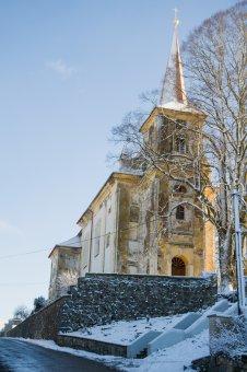 Kostel sv. Jana Křtitele v Čížkově