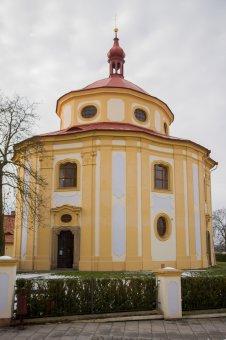 Kostel sv. Víta v Dobřanech