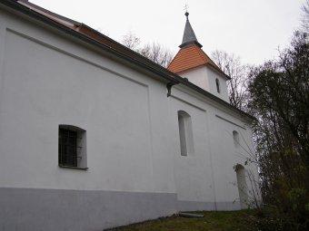 Kostel Archanděla Michaela u Dožic