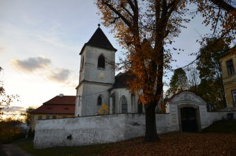Kostel sv. Jiří v Hradci