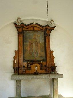 Kaple sv. Vojtěcha v Kasejovicích