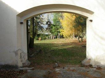 Židovský hřbitov v Kasejovicích