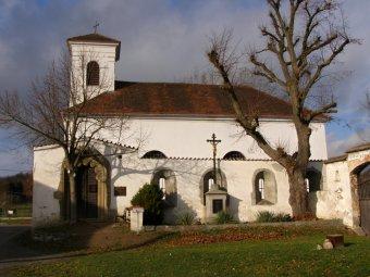 Kaple sv. Markéty v Klášteře